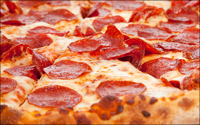 Pepperoni Pizza Image